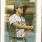 MIKE SCIOSCIA 1986 Topps mini #46.  DODGERS