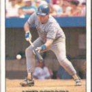 MIKE SCIOSCIA 1992 Donruss #480.  DODGERS