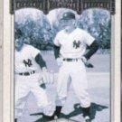 TONY KUBEK 2003 Upper Deck Signature Series #84.  YANKEES