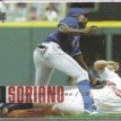 ALFONSO SORIANO 2006 Upper Deck #453.  RANGERS