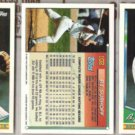 BJ SURHOFF (3) 1994 Topps #102.  BREWERS
