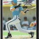 BENITO SANTIAGO 1993 Pinnacle #502.  MARLINS