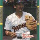 BENITO SANTIAGO 1987 Donruss Rookies #44.  PADRES