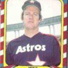 MIKE SCOTT 1987 Fleer Limited Edition #38 of 44.  ASTROS
