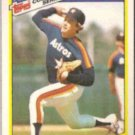 MIKE SCOTT 1987 Topps Glossy Highlights #18 of 33.  ASTROS