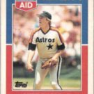 MIKE SCOTT 1988 Topps Rite Aid Glossy #4 of 33.  ASTROS