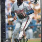LEE SMITH 1998 Upper Deck Final Tribute #155.  EXPOS