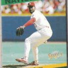 LEE SMITH 1993 Score Select Leaders #70 of 90.  CARDS
