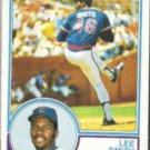 LEE SMITH 1983 Topps #699.  CUBS