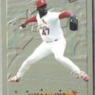 LEE SMITH 1993 Fleer Ultra All Star Insert #10 of 20.  CARDS