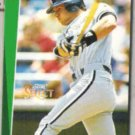 STEVE SAX 1993 Score Select #160.  WHITE SOX