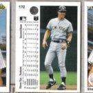 STEVE SAX (3) 1990 Upper Deck #172.  YANKEES