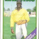 DAVE STEWART 1988 Topps #476.  A's