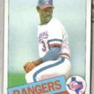 DAVE STEWART 1985 Topps #723.  RANGERS