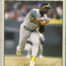 DAVE STEWART 1990 Fleer All Stars #39 of 44.  A's