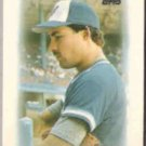 DAVE STIEB 1986 Topps mini #36.  BLUE JAYS