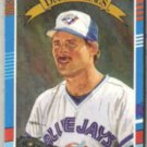 DAVE STIEB 1991 Donruss Diamond King #1.  BLUE JAYS