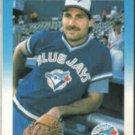 DAVE STIEB 1987 Fleer #238.  BLUE JAYS