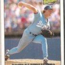BRET SABERHAGEN 1992 Donruss Highlights #434.  ROYALS