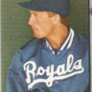 BRET SABERHAGEN 1987 Star Action #69.  ROYALS