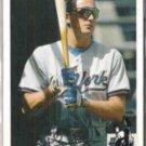 BRET SABERHAGEN 1994 UD CC Silver Sig. Insert #250.  METS