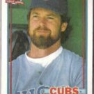 RICK SUTCLIFFE 1991 Topps #415.  CUBS