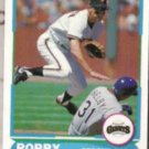ROBBY THOMPSON 1988 Score Young Stars #28 of 40.  GIANTS