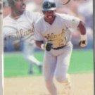 RUBEN SIERRA 1993 Fleer Flair #262.  A's