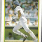 RUBEN SIERRA 1990 Bowman #490.  RANGERS