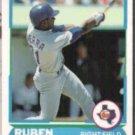 RUBEN SIERRA 1988 Score Young Stars #36 of 40.  RANGERS