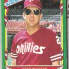 KENT TEKULVE 1987 Fleer Star Stickers #116.  PHILLIES