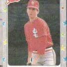 JOHN TUDOR 1988 Fleer Star Stickers #121.  CARDS