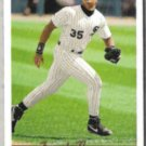 FRANK THOMAS 1993 Upper Deck #555.  WHITE SOX