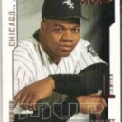 FRANK THOMAS 2000 Upper Deck MVP #203.  WHITE SOX