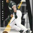 FRANK THOMAS 1997 Pinnacle Xpress Peek #140.  WHITE SOX