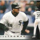 FRANK THOMAS 1997 Pinnacle Xpress #5.  WHITE SOX