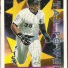 FRANK THOMAS 1996 Topps Star Power #229.  WHITE SOX