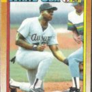 FRANK THOMAS 1990 Topps Draft Pick #414.  WHITE SOX