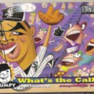 FRANK THOMAS 1995 UD CC Silver Sig. The Call Ins. #89.  WHITE SOX