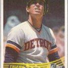 ALAN TRAMMELL 1984 Donruss #293.  TIGERS