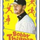 BOBBY THIGPEN 1992 Topps Kids #101.  WHITE SOX