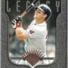 JIM THOME 1997 Leaf Legacy #197.  INDIANS