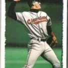 JIM THOME 1995 Topps #312.  INDIANS