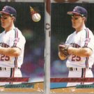 JIM THOME (2) 1993 Fleer Ultra #192.  INDIANS
