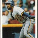 GREG VAUGHN 1993 Bowman #295.  BREWERS