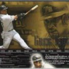 GREG VAUGHN 2002 UD Piece of History #9.  RAYS