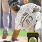 GREG VAUGHN 1994 Donruss #339.  BREWERS