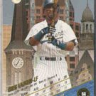 GREG VAUGHN 1993 Leaf #56.  BREWERS