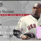 MO VAUGHN 1995 Studio #39.  RED SOX