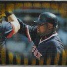 MO VAUGHN 1996 Pinnacle Zenith Honor Roll #136.  RED SOX